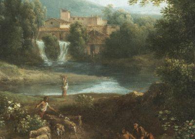 Landscape with figuresJAN FRANS VAN BLOEMEN