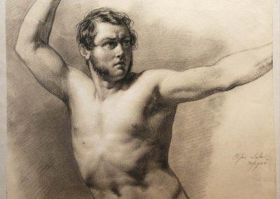 Academic nudeELISEO SALA