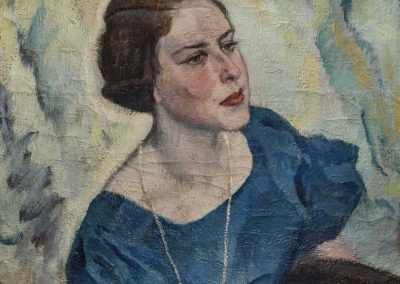 Ritratto femminileJOHANN WALTER-KURAU