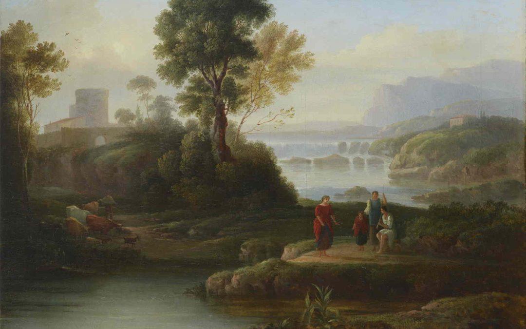 River landscapeEDWARD WILLIAMS