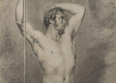 Studio di nudo maschilePLACIDO FABRIS